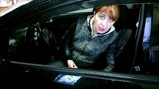 Замена масла , в гараже весело с женой VW FOX (1.4TDI) SKODA ROOMSTER (1.9TDI)