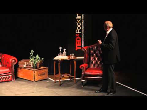 Education through the Visual Technique | Clive Head | TEDxPocklingtonED