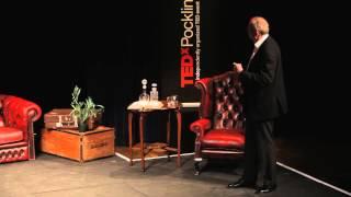 Education through the Visual Technique | Clive Head | TEDxPocklingtonED