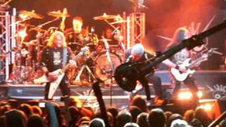 Gamma Ray with Michael Kiske -  Time to break free Live in Bochum 2011