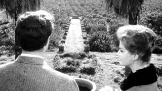 Marcello Mastroianni e Claudia Cardinale - Il Bell'Antonio (1960, regia di Mauro Bolognini)