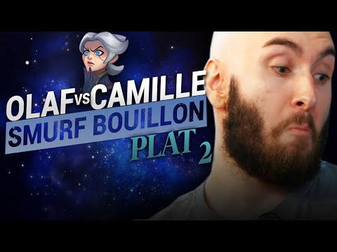 Vidéo d'Alderiate : [FR] ALDERIATE & AKABANE - SMURFING BOUILLON - OLAF VS CAMILLE - UTILISE MIEUX TON E CAMILLE