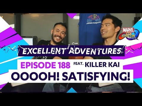 OOOOH! Satisfying! ft.Killer Kai - Excellent Adventures Ep.