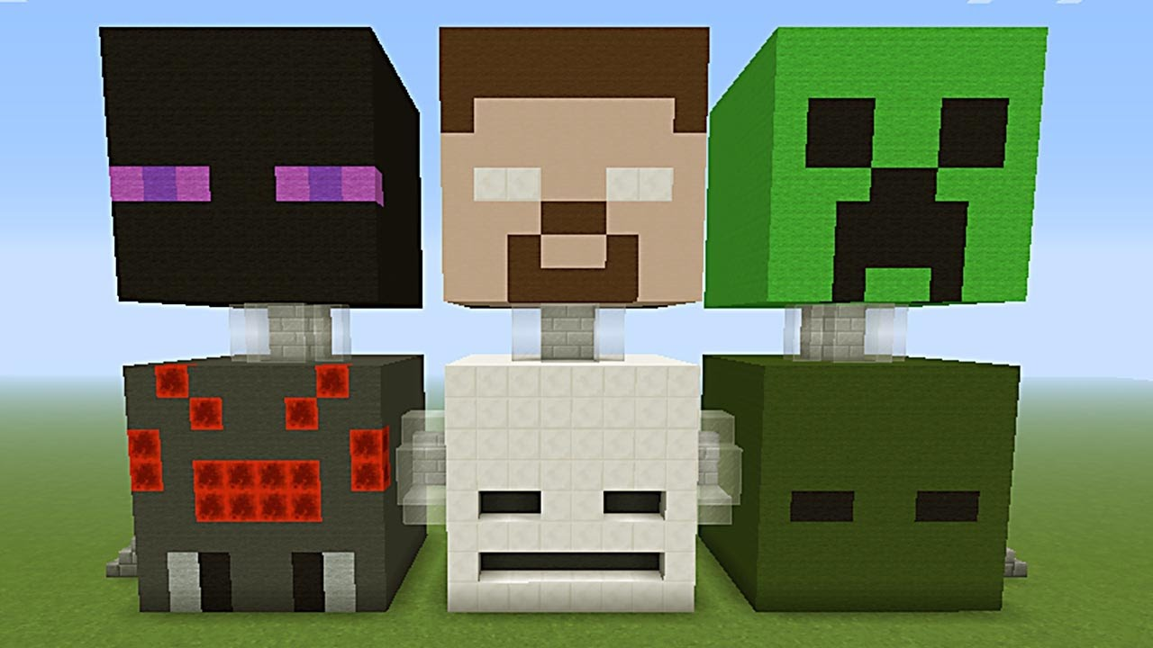 Minecraft casas la casa de mobs como hacer una casa en for Como hacer una casa clasica en minecraft