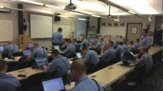 130th Academy Training Process (23 weeks)