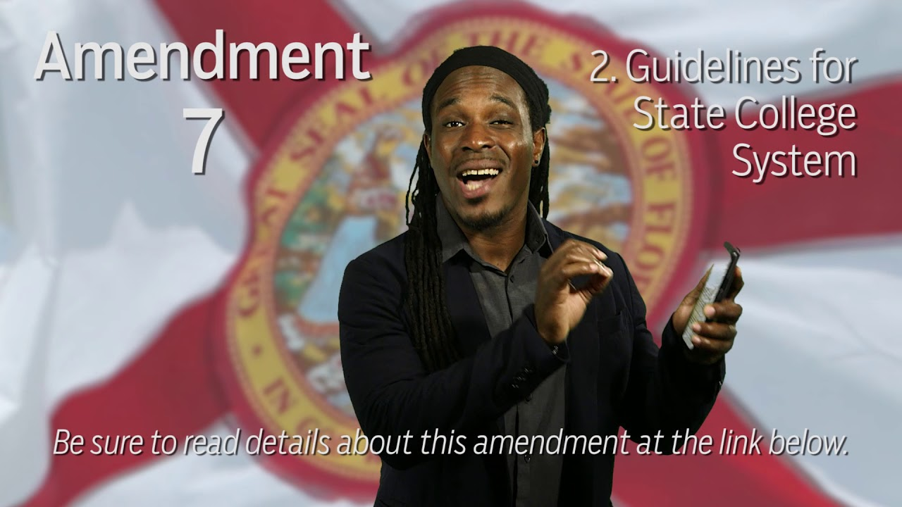 Election 2018: Florida's Constitutional Amendment 7