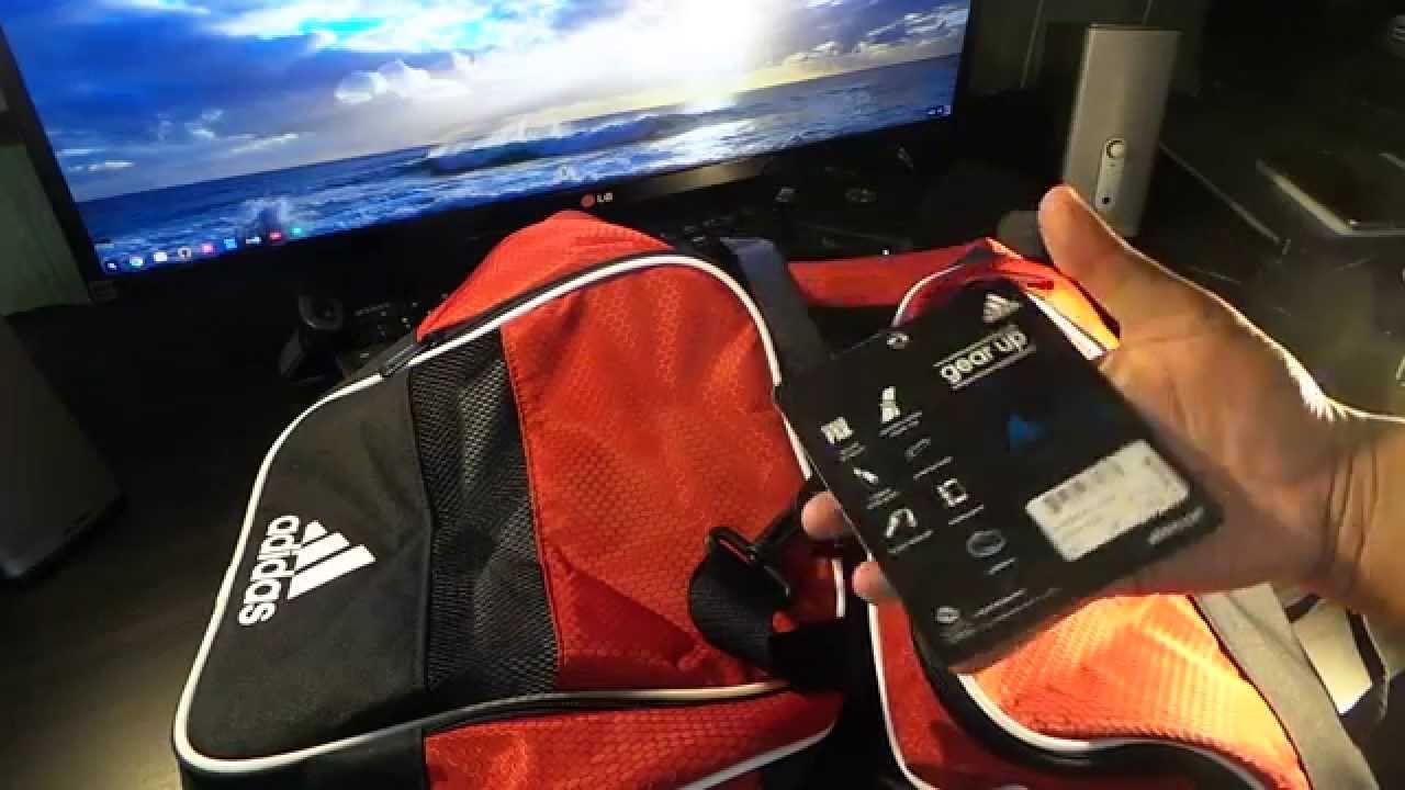 adidas Defender II Duffel Bag - YouTube 242c070722da4