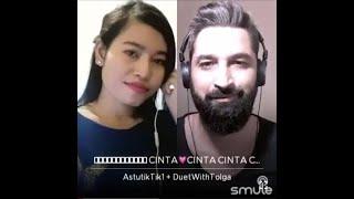 Download Mp3 💘apalah Cinta💔  Indonesia Ft Turki  *cover By Astutik 👉smule*