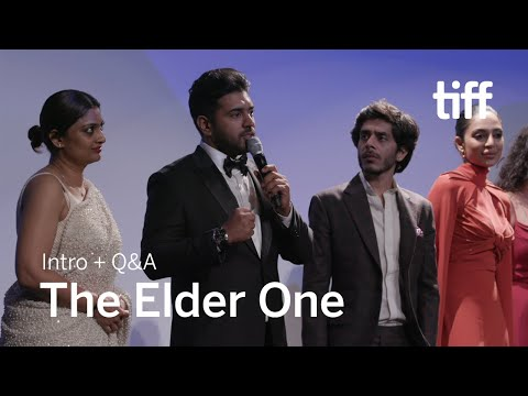 [SPOILERS] THE ELDER ONE Cast and Crew Q&A | TIFF 2019