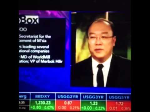 Live Broadcast with Bloomberg TV Malaysia