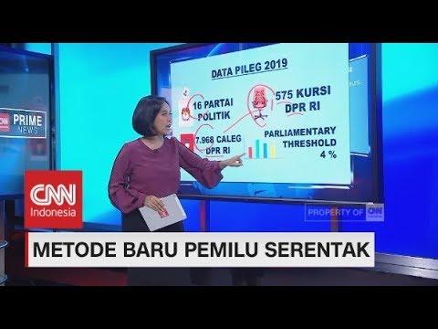 Pengamat: Banyak Pemilih Tidak Tahu di Pemilu 2019 Nanti akan Ada 5 Surat Suara Mp3