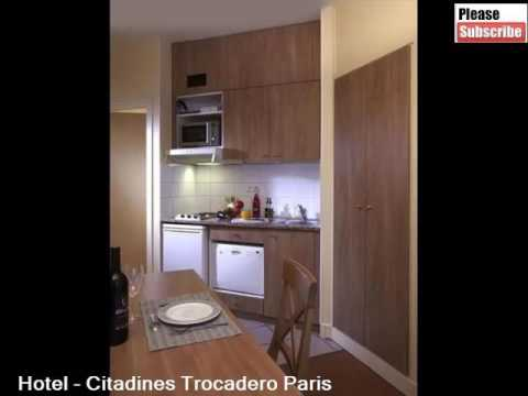 Citadines Trocadero Paris | One Of The Best Hotel In Paris And Its Pictures And Info