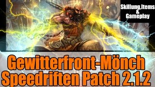Diablo 3 Ros Gewitterfront Mönch T6 Speedrift Guide Patch 2.1.2