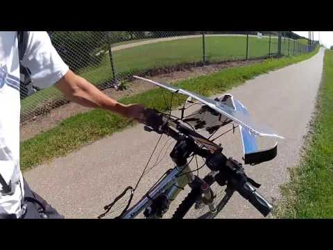 Riding with NO Battery only Sunpower cells on hybrid electric bike