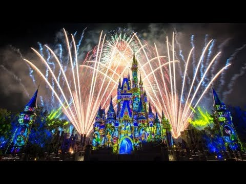 [4K] Happily Ever After Fireworks - Magic Kingdom - Walt Disney World Resort