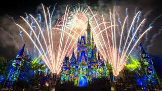 [4K] Happily Ever After Fireworks - Magic Kingdom - Walt Disney World Resort