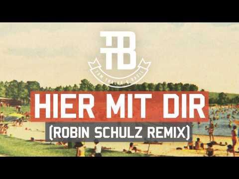 Tom Thaler & Basil - Hier mit dir (Robin Schulz Remix)