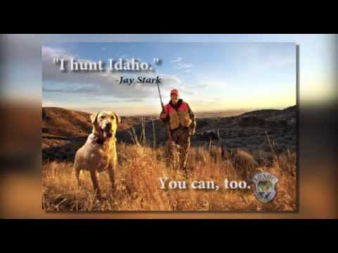 I Hunt Idaho's Game Birds