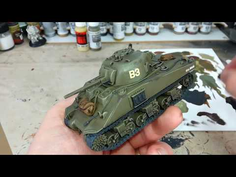 How I Paint Things - Tanks and Decals