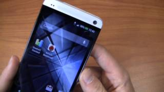 HTC One Android 4.2.2 Walkthrough