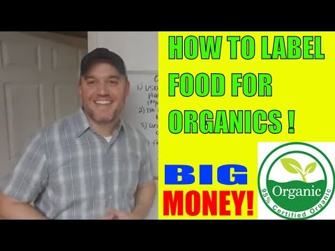 Organic food labeling guidelines from usda understanding the labeling process  part 1 of 3