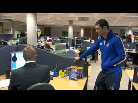 Rob Kearney | RTÉ Sports Awards 2012
