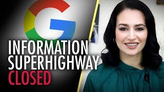 Martina Markota: Information Superhighway is dead for conservatives, BUT...