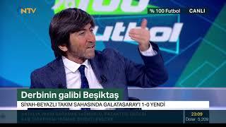 Rıdvan Dilmen: ''Cüneyt Çakır'a kalsaydı Galatasaray 1-0 kazanmıştı''