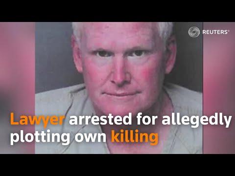 U.S.-lawyer-arrested-for-allegedly-plotting-own-killing
