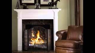 Diy Corner Fireplace Decorations