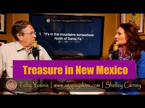 Forrest Fenn's Treasure is Hidden in New Mexico. Full stop.