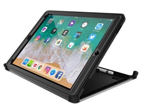 best service 28735 f9f8d Otterbox Defender iPad Pro 12.9 2017, mycloud, Apple Pencil unboxing and  review