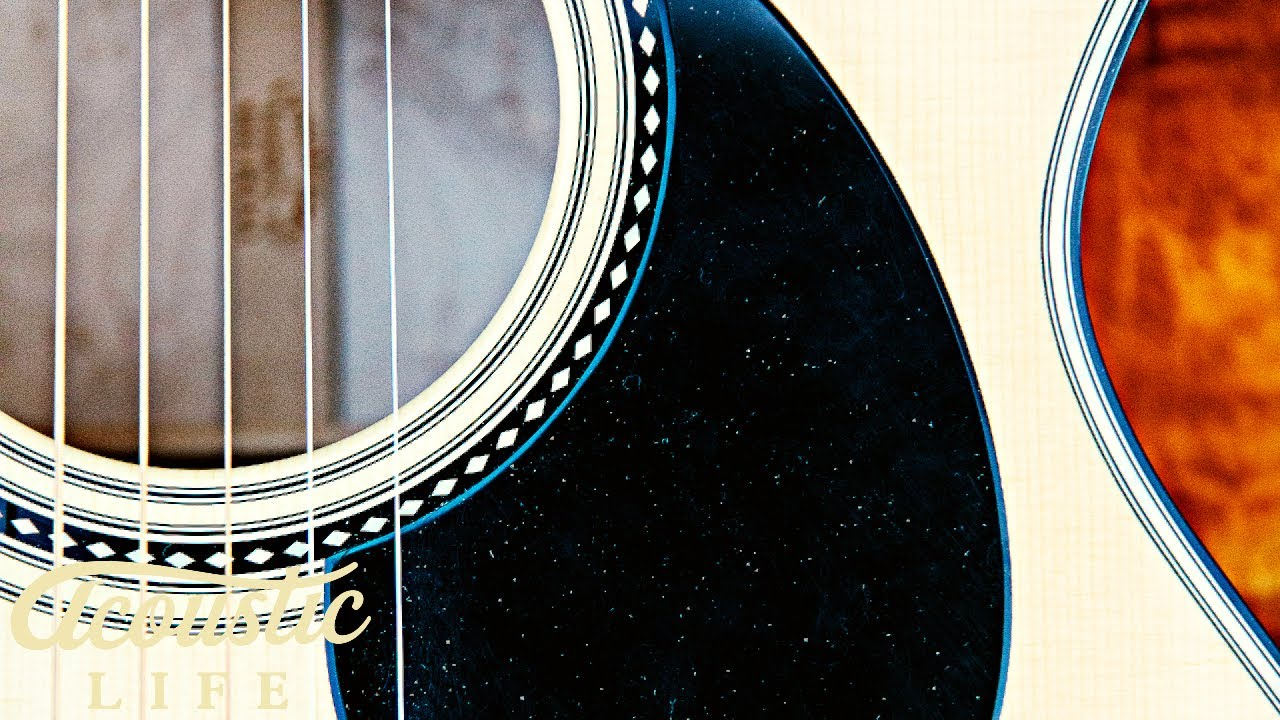 Is there more to your acoustic guitar's looks? [inspiration+more]