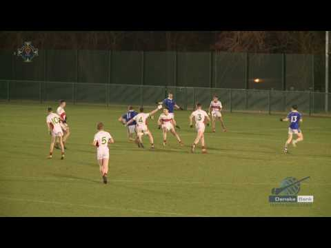 Danske Bank MacRory Cup 2017 St. Colman's, Newry v St. Patrick's, Armagh Highlights