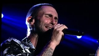 [HD] Maroon 5 - Lost Stars Surprising Performance Live in Taipei 2015
