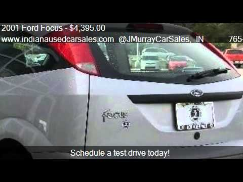 2001 Ford Focus ZX3 2dr Hatchback for sale in LAFAYETTE, IN