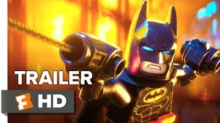 the lego batman movie official trailer 4 2017 will arnett movie