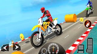 Real Stunt Bike Pro Tricks Master Racing Game 3D - Gameplay Android game
