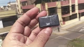 Localizador GPS / GSM portatil. Ideal para coches, motos, personas, etc Configurar apn (descripción)