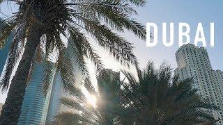 DUBAI with Iphone X & Feiyu Tech SPG Gimbal