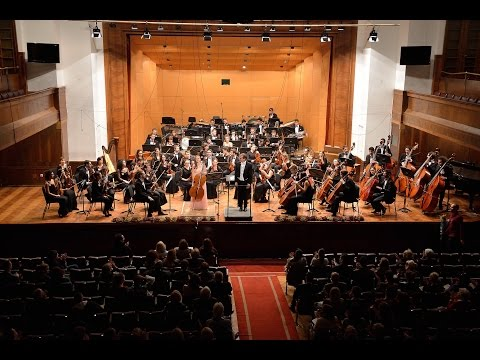 NATIONAL SYMPHONY ORCHESTRA STUDENTS OF ITALIAN MUSIC CONSERVATORIUM