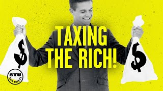 Taxing the Rich: The Left's Next Best Thing to Eating Them | Ep 271