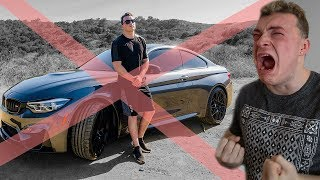 vuclip MY NEW CAR IS BROKEN! :( (BMW M4 2018)