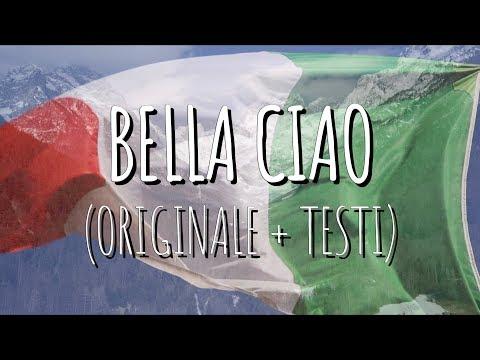 Bella Ciao (CANZONE ORIGINALE + TESTO)