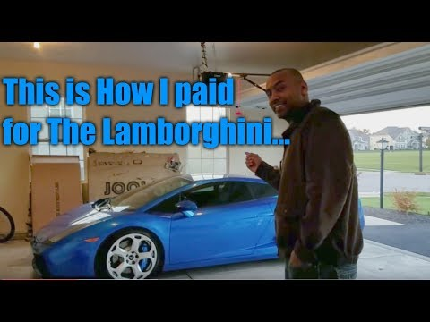 How and Why I Started Investing in Real Estate...  Lamborghini Motivation!