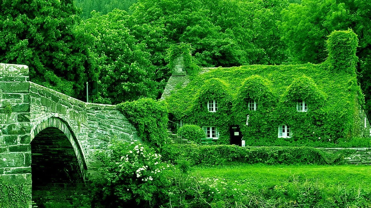 Enchanting Fairy Tale English Country Cottages From The Heart Of