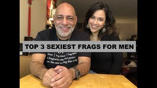 Top 3 Sexiest Frags for Men Chosen by New BFL Guest Rachell - Cologne Fragrance Review