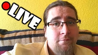 Live Phone Vlog