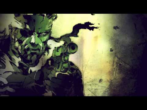 Metal Gear Solid  Calling To The Night  Orchestra