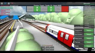 Mind the Gap, Roblox Transport Simulator Part 1- Driving